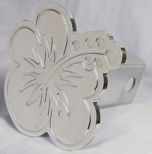 Hibiscus Hawaiian Flower Trailer Hitch Cover Ford Chevy Dodge Jeep Toyota New