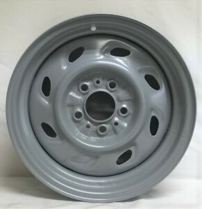 15 Inch 5 On 4 5 Silver Steel Wheel Fits Ranger Explorer Mountaineer We0703t