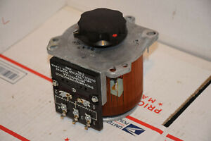Staco Energy Variable Autotransformer Variac Type 1010 10a 1 4kva 599