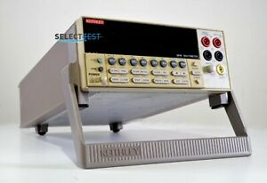 Keithley 2010 Bench Multimeter 7 5 Digits Low Noise look ref 594g