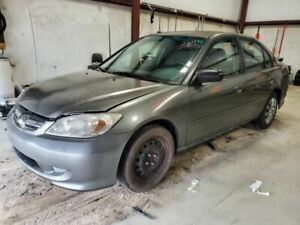 Hood Sedan Fits 04 05 Civic 1208570