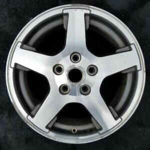 17 Jeep Grand Cherokee 2005 2007 Oem Factory Original Alloy Wheel Rim 9055b