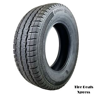 4 235 65r16c Continental Vancontact A S New Factory Takeoff Lre 2356516 Tire