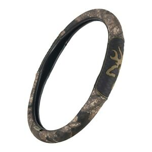 Browning Steering Wheel Cover Pistol 2 Grip Realtree Timber Camouflage