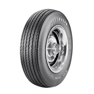 Speedway Wide Tread Gt Raised White Letter 4 Ply Poly Tire E70 15 Goodyear