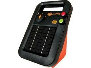 Solar Fence Energizer Gallagher S20