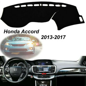 For Honda Accord 2013 2016 Anti slip Dashmat Dashboard Accessories Carpet A