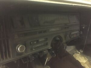 1969 1970 Cadillac Deville A c Parts Controls Components