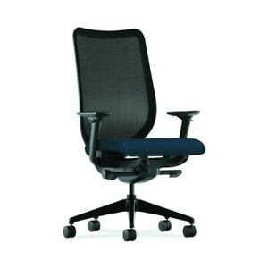 Hon Nucleus Task Chair With Mesh Back In Navy hn1