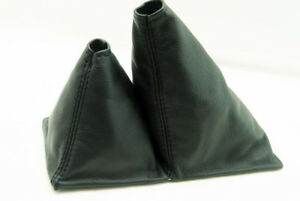 Manual Shift Boot Synthetic Leather For Toyota Truck 4x4 5spd 89 95 Black