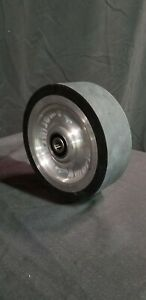 6 Contact Wheel 2x72 Knife Grinder