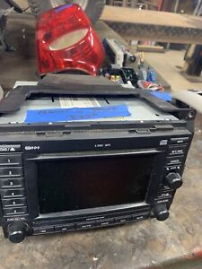 2005 Chrysler 300 Am Fm Navigation Dvd 6 Cd Player Radio Rec Oem