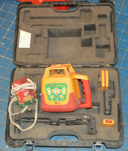 Pacific Laser Systems Pls Hvr 505g Green Rotary Laser System