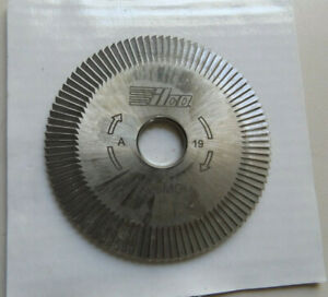 Ilco X23mc 2 3 8 Diameter Key Machine Milling Cutter