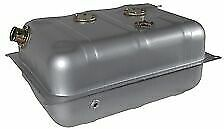 Tanks Inc Uspt Gh Universal Steel Fuel Gas Tank W 2 Neck Hose Hot Rat Rod