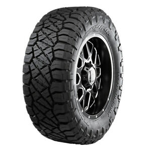 Lt295 70r17 Nitto Ridge Grappler 121 118q 10ply Load E Set Of 4