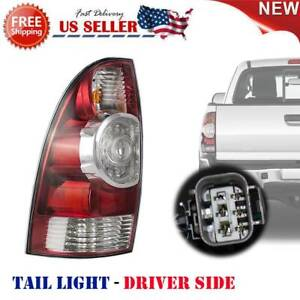 Left Driver Side Led Tail Light For 2009 2015 Toyota Tacoma Part 81560 04160