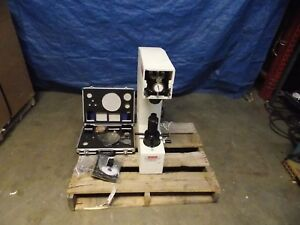 Spi Benchtop Rockwell Hardness Tester 20 Hr Min To 100 Hr Max 15 817 0 Repair