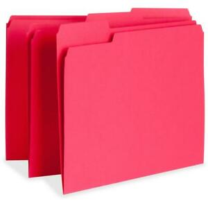 Business Source Color coding Top tab File Folders Letter 8 1 2 X 11