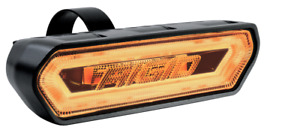 Rigid 90122 In Stock Rear Facing Chase Amber Led Light