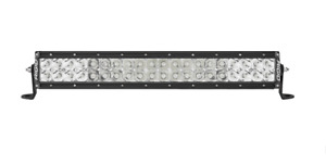 Rigid 120323 pre order E series Pro 20 Amber Led Light Bar Spot Flood Combo