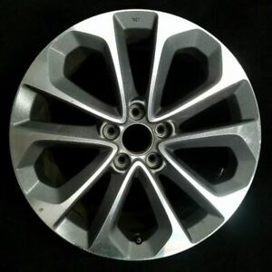 18 Inch Honda Accord 2013 2014 2015 Oem Factory Original Alloy Wheel Rim 64048