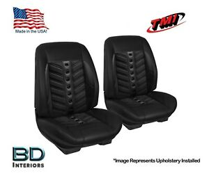 Sport Vxr Custom Made Bucket Seat Upholstery For 1966 1967 Chevrolet Chevelle s