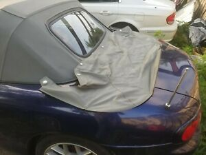 90 05 Miata Mx 5 Mx5 Na Nb Convertible Top Roof Vinyl Tonneau Boot Cover 9431