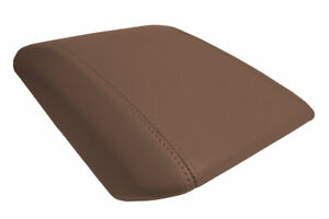 Center Console Lid Armrest Cover Leather For Ford Explorer 2011 2019 Pecan Brown
