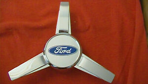 Ford Center Cap Hubcap Mustang Wheel Spinner Knock Off 2005 2009 Used
