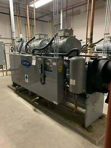 Carrier 185 Ton Aquaforce Packaged Chiller With Condenser R 134a 30hxa206