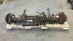 Front Axle Assembly 2003 2006 Jeep Wrangler Dana 30 Lhd 4 56 Ratio 1582257