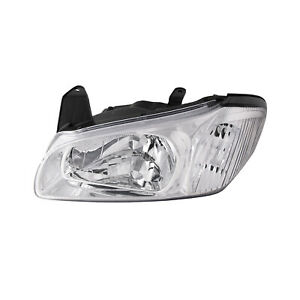 Fits 2000 2001 Nissan Maxima Left Driver Side Front Headlight