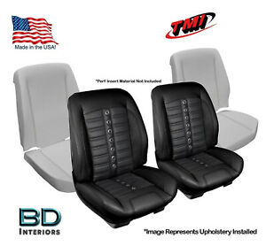 Sport Xr Custom Bucket Seat Upholstery Foam For 1970 1972 Chevrolet Chevelle
