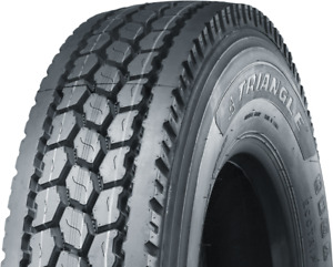 4 Tires 11r24 5 Tires Triangle Trd01 16pr Truck Tire 11 24 5 Radial 11245
