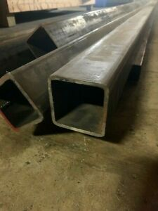 Steel Square Tube 3 X 3 X 48 Long X 1 4 Wall 0 250