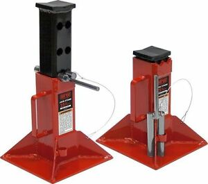 Norco 81225 25 Ton Jack Stands 12 To 20 Made In Usa