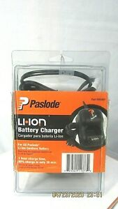 Paslode Li ion Battery Charger 902667 For All Paslode Cordless Nailers Free Ship