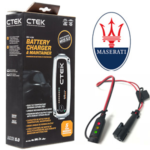 Maserati Mc12 Battery Charger Conditioner Trickle Charger