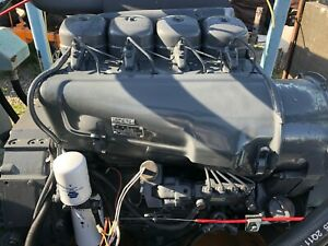 Deutz F4l912 Diesel Engine Air Cooled 4 Cylinder 66 5 Hp 2300 Rpm