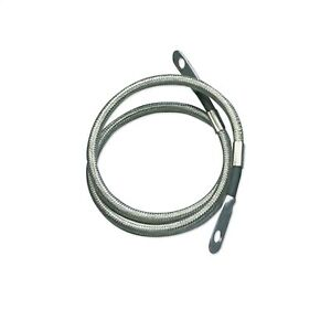 Taylor Cable 20118 Diamondback Shielded Stainless Braided Battery Cable