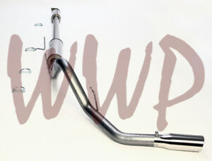 Stainless Steel 3 Cat Back Exhaust Muffler System 15 19 Ford F150 5 0l V8 Truck