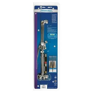 Miller Electric Smith 16281 Combination Torch Outfit cut 6 In 90 Deg