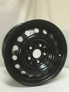 15 Inch 5 On 4 5 Black Steel Wheel Fits Toyota Camry 2002 2006 41496t