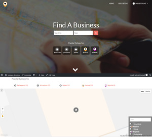 Awesome Business Directory Website For Sale Google Maps