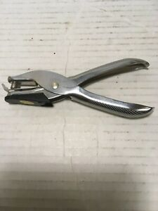 Paper Hole Puncher Preowned