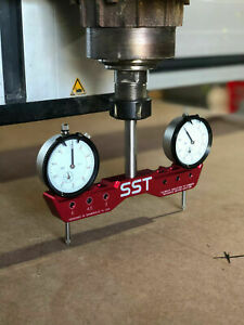 Adjustable Mill Tramming Tool Square Tram Spindle Lathe Cnc Router System