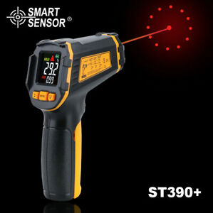 Digital Infrared Thermometer Laser Temperature Meter Non contact Pyrometer Lcd