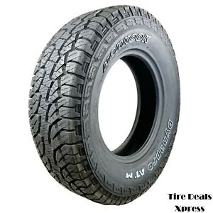 4 Four New P265 70r17 Hankook Dynapro At M Owl 113t 2657017 Tire Pn 1008678