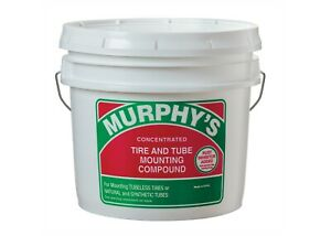Murphy S 2000 Concentrated Tire And Tube Mounting Compound 8 Lb New Free Ship
